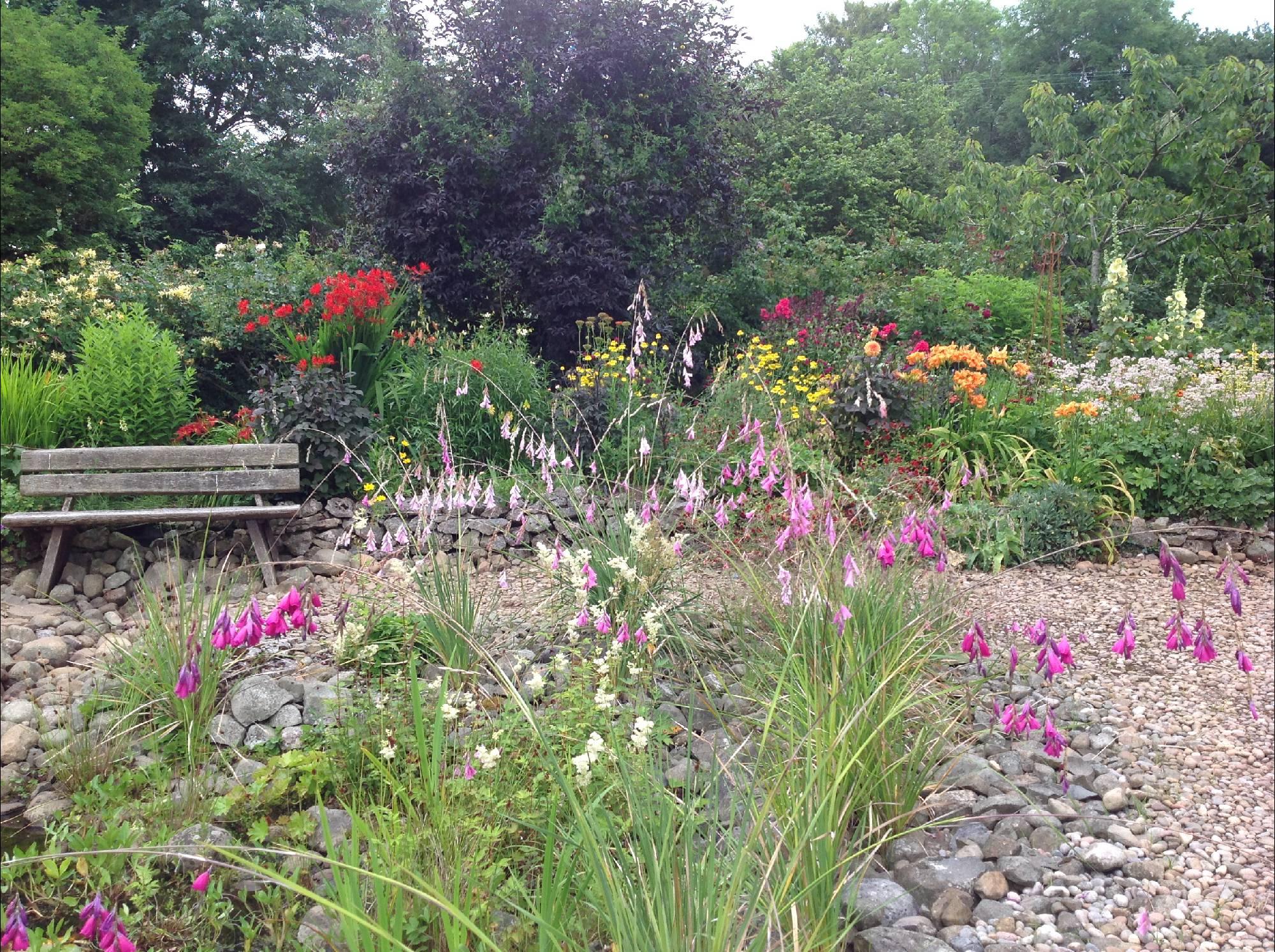 how to find ravels garden